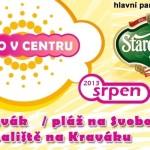 Prožijte léto v centru Brna