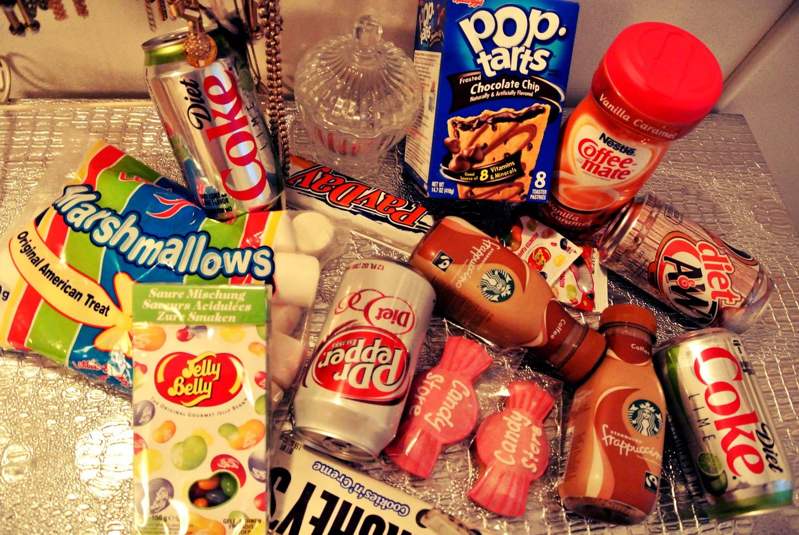 V Candy Store na vás čekají americké věci. České tu nehledejte.
