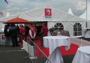 párty stany jsou k dispozici v mnohých variacích