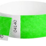 Na párty či jinou akci se vyplatí identifikační náramky