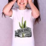 Pořiďte si trička s vtipným potiskem