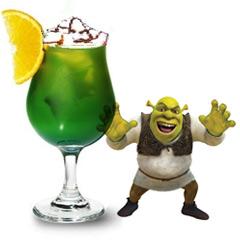 Pro děti je tu zelený Shrek