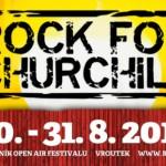 Rock for Church(ill) už po čtrnácté!