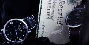 moderní hodinky si velmi rychle převléknete