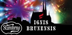 Letos se opět koná tradiční přehlídka ohňostrojů Ignis Brunensis